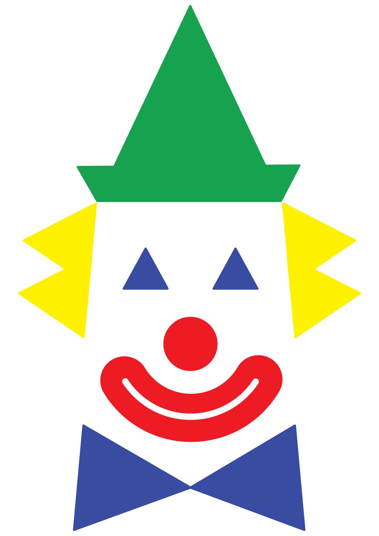 Design A Hat Clown Paul Farrell