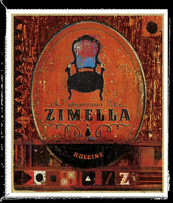 Le birre zimella birra artigianale zimella for Ruggine bologna