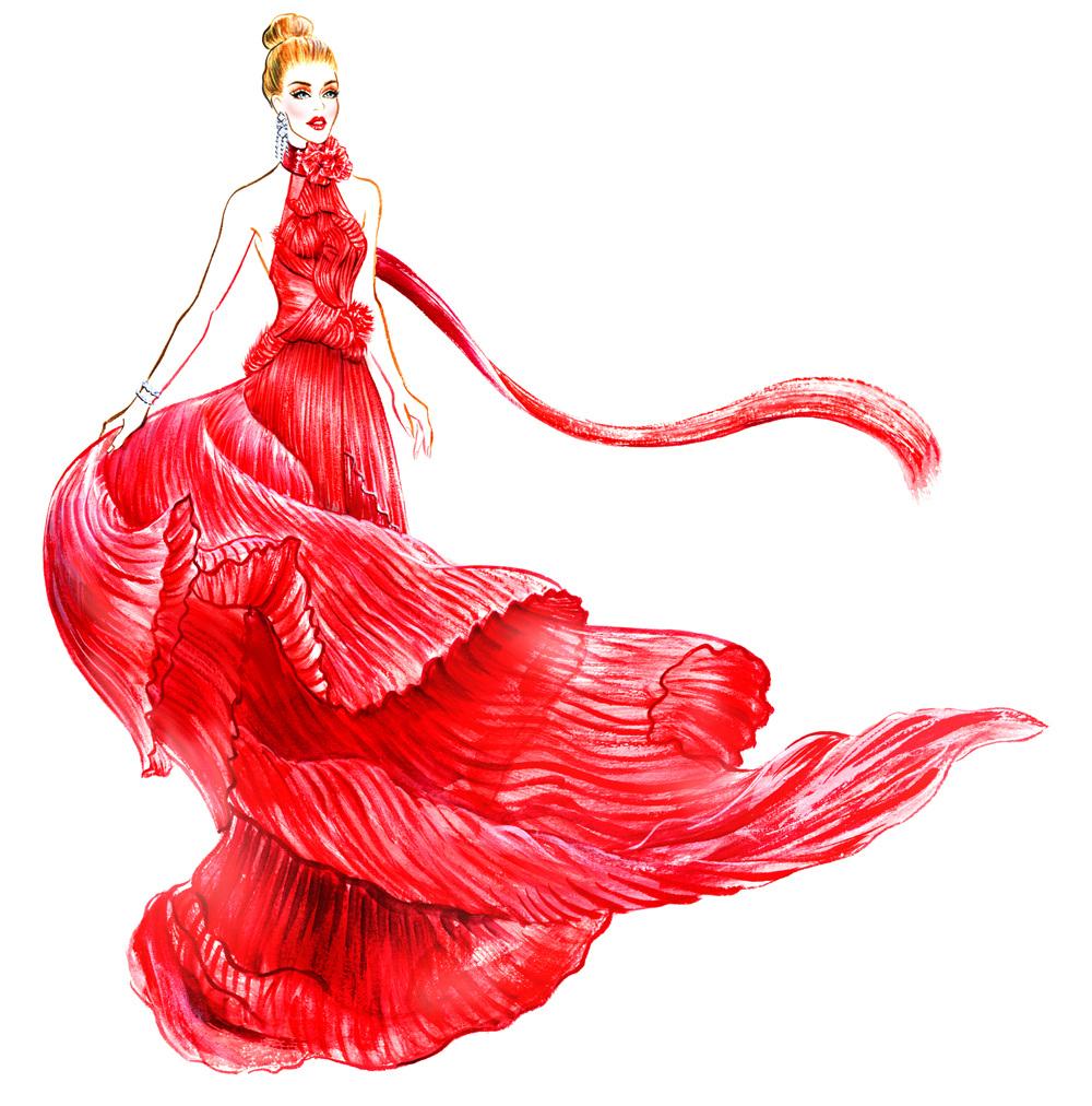 Red Carpet Sunny Gu